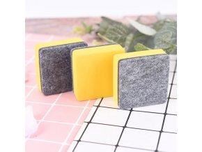 mainimage02pc set Magnetic Blackboard Eraser Whiteboard Erasers Dry Erase Marker White Board Cleaner School Office Supplies