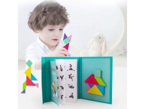 3D puzzle Tangram