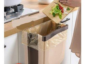 Skládací odpadkový koš