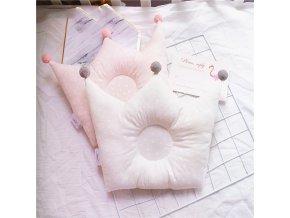 Tvarující polštářek pro miminka PRINCESS