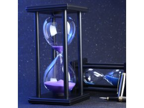Krásné přesýpací hodiny SANDY