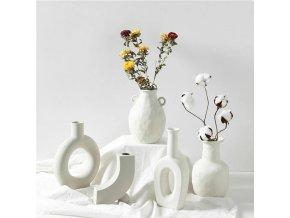 Originální a stylové vázy NORDIC