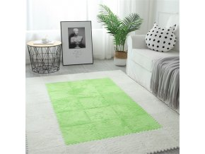 mainimage26 8 9 15 Pcs DIY 30 30 1cm Living Room bedroom Children Kids Soft Carpet