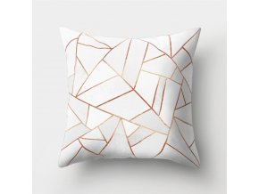 variantimage0Brief Marble Geometric Sofa Decorative Cushion Cover Pillow Pillowcase Polyester 45 45 Throw Pillow Home Decor