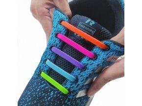 0 main silicone elastic shoelaces fashion unisex athletic no tie shoe lace all sneakers fit quick shoe lace