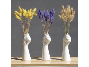 Originální keramická váza HAND