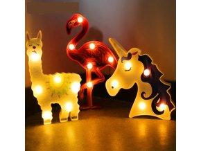 Dekorační LED lampička UNICORN