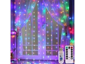 LED světelný závěs STRING