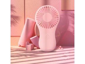 Krásný kapesní ventilátor POCKET