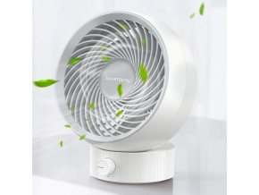 0 variant smartdevil usb desk fan small personal desktop table fan with strong wind quiet operation portable mini fan for office bedroom