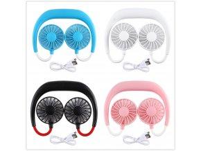 Hands-free sportovní ventilátor FITNESS