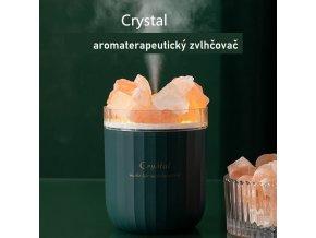 Nádherný aroma difuzér a zvlhčovač vzduchu CRYSTAL