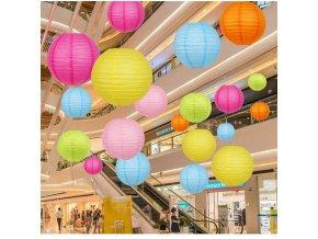 mainimage24 6 8 10 12 14 16 Inch Round Chinese Paper Lanterns Birthday Wedding Decor Gift