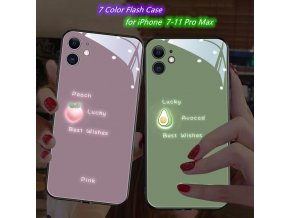 mainimage0Shining Protect Phone shockproof Glasses Cover For Apple iPhone 7 8 Plus 11 XS XR MAX