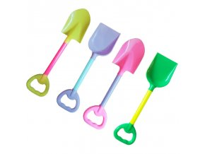 mainimage05Pcs lot Summer beach toys children s plastic shovel for playing sand tool toys