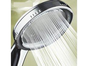 Tlaková trysková sprchová hlavice - šetřící sprchová hlavice - úsporná sprchová hlavice DROPS