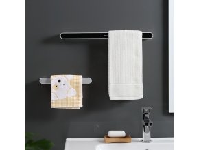 Cool samolepící držák na ručníky - věšák na ručníky - věšák na utěrky - dekorace