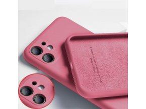 Barevný silikonový kryt na iPhone COLOUR