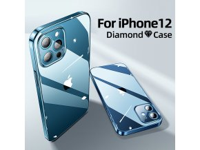 Transparentní kryt pro iPhone 12 CLEAR