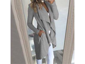 variantimage1Fashion Women Open Front Coats and Jacket Elegant OL Office Lady Cardigan Femme Outwear Autumn Winter