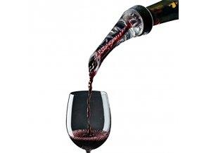 Provzdušňovač na víno - provzdušňovací nálevka na víno - pumpička na víno