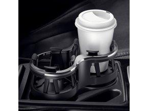 Držák nápojů do auta - držák na pití do auta - dvojitý držák do auta