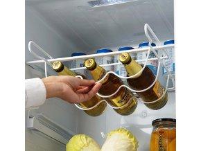 Držák lahví - polička do lednice - držák na pivo - organizér do lednice - stojan na lahve