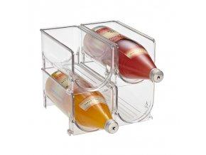 Organizér do lednice - organizér do kuchyně - stojan na lahve - regál na víno - vinotéka