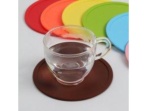 Barevné silikonové podtácky - kuchyňské podložky - silikonové podložky - podtácky - kuchyňské doplňky