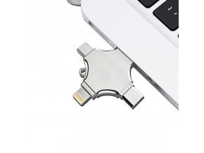 Flash disk pro iPhone a Android SILVER