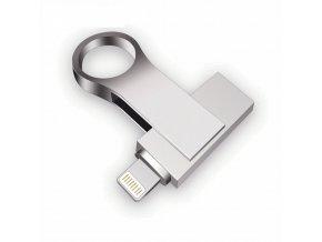 Externí disk pro iPhone SILVER