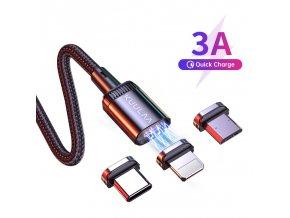 Magnetický kabel pro iPhone KULA