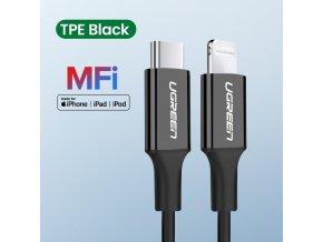 Dobíjecí kabel pro iPhone UGREN