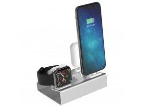 Držák na iPhone - nabíjecí stanice DOCK