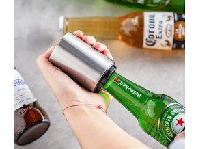 Automatický otvírák / otvírák na pivo / otvírák na láhve / otvírák láhví / automatický otvírák láhví / otvírák s magnetem