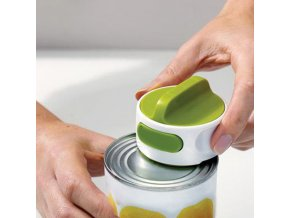 Ruční otvírák na konzervy / kuchyňské potřeby / otvírák na konzervy / otvírák GREEN