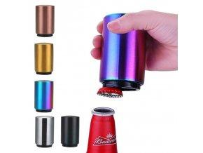 Magnetický otvírák na pivo / automatický otvírák na pivo / stylový otvírák na pivo / dárky pro muže