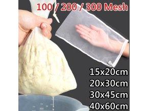 Nylonový sáček / filtrační sáček / filtrační potravinářské sáčky / filtrační sáčky / nylonové sáčky