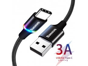 Dobíjecí kabel pro mobilní telefony USB C BASUS