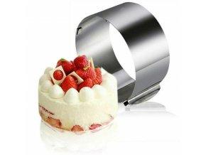 Kovová forma na dort CAKE