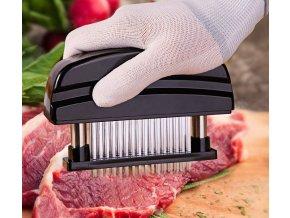 Tenderizér na maso / kvalitní tenderizér / tenderizér YUM / zkřehčovač / zjemňovač masa / naklepávač masa