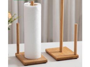 Držák na kuchyňské utěrky / zásobník na papírové utěrky TREE