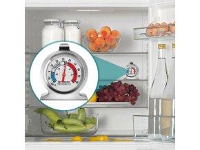 Teploměr do lednice / kuchyňský teploměr COLD