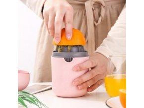 2v1 odšťavňovač / citrusovač / lis na ovoce EKO