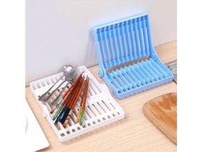 Odkapávač na nádobí / kuchyňský organizér SIMPLE