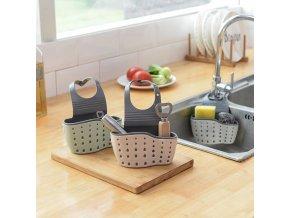 Kuchyňský organizér / závěsný odkapávač na nádobí SMART