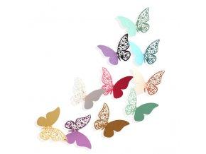 Samolepky na zeď - Motýli