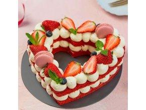 Romantická forma na pečení / forma na dorty LOVE