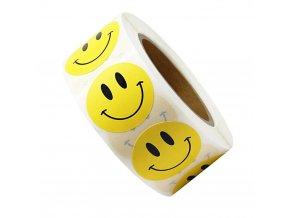 Dekorativní  samolepky SMILEY