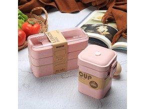 Boxy a nosiče na polévku Healthy life